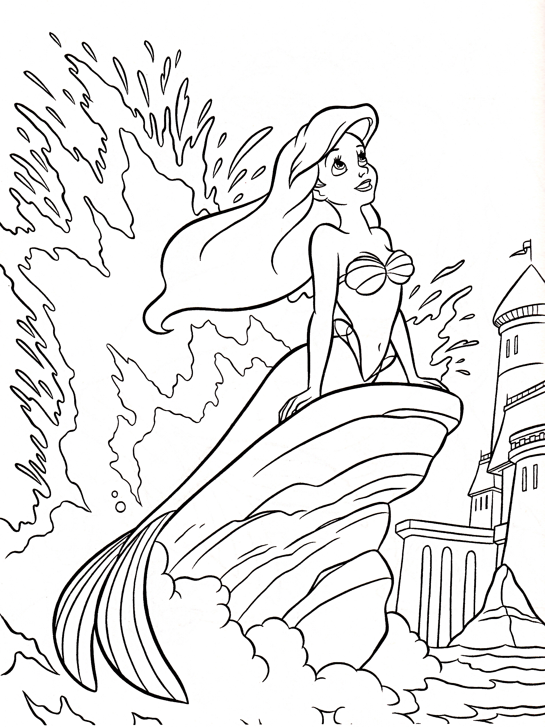 disney coloring pages photo - 1