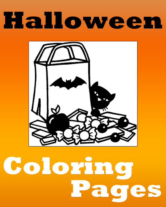 free printable halloween ghosts coloring pages photo - 1