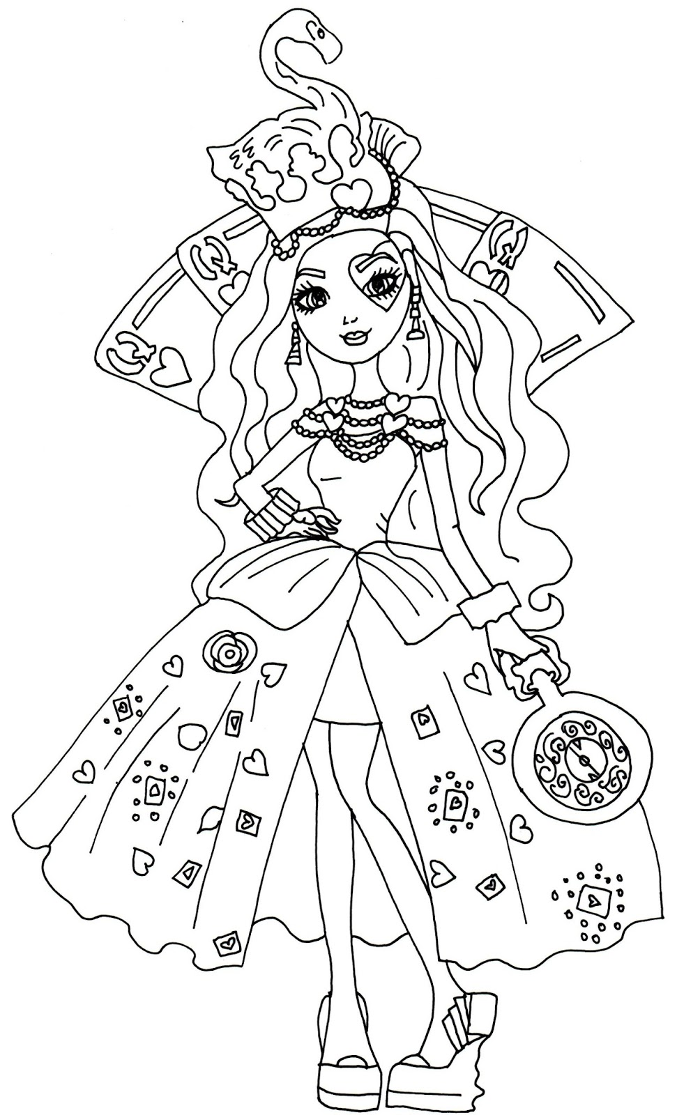 free printable hearts coloring pages photo - 1