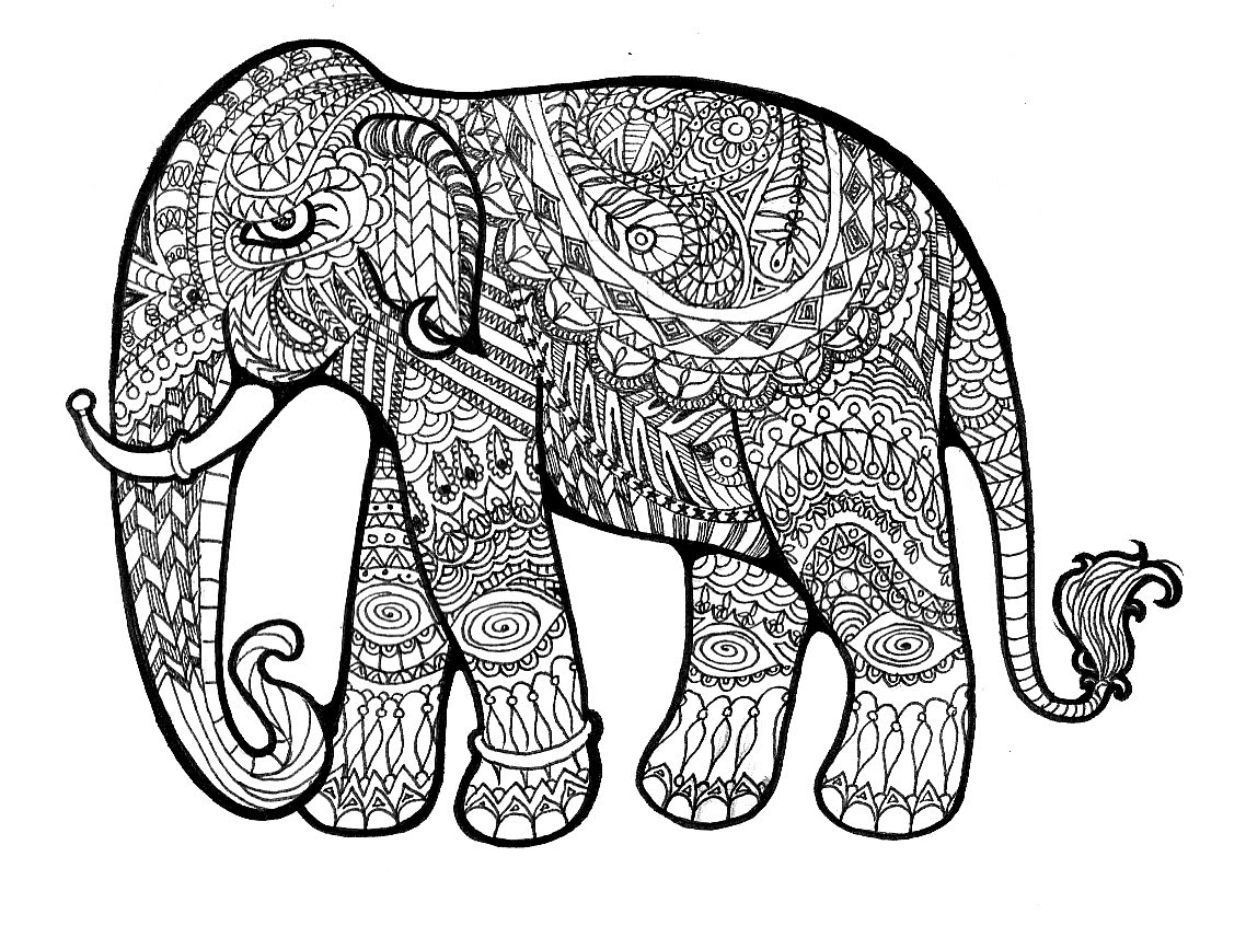 free printable hindu coloring pages photo - 1