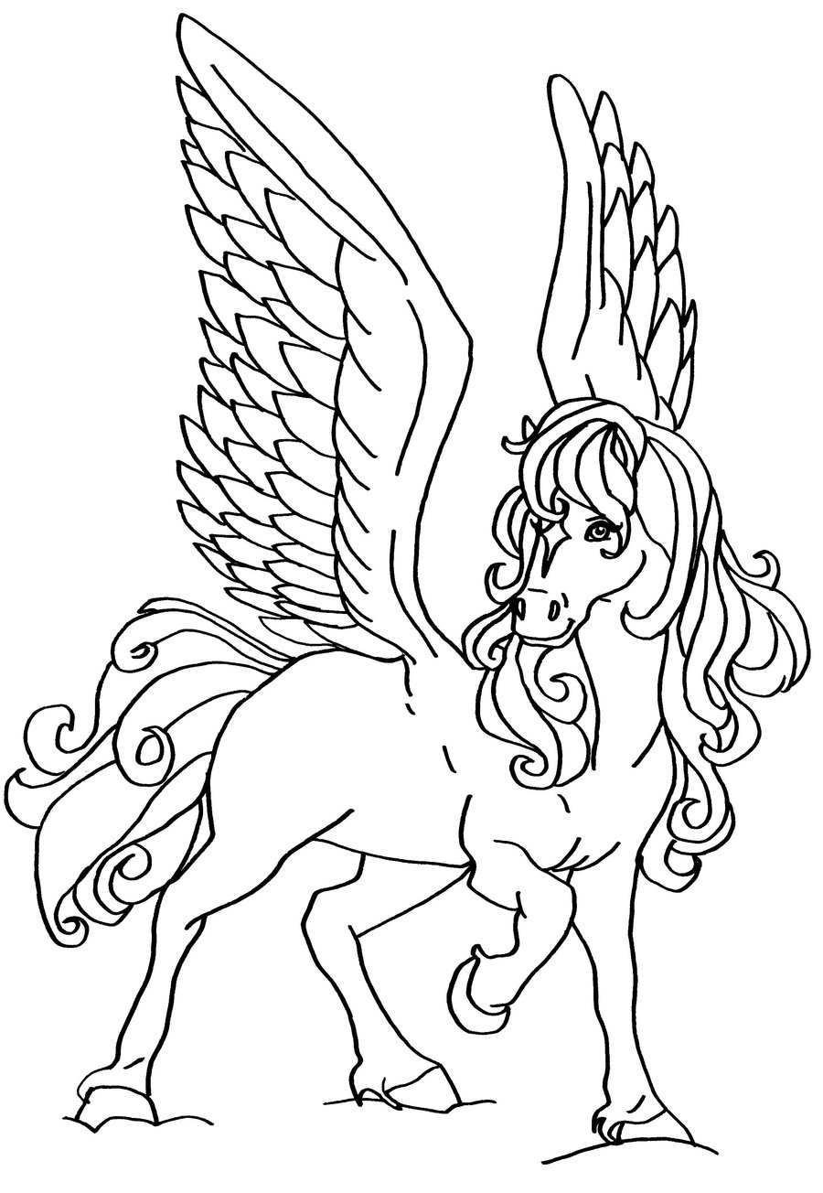 free printable horseland coloring pages photo - 1
