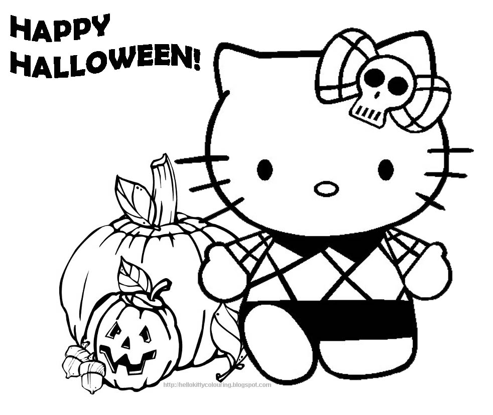 free printable kitty coloring pages photo - 1