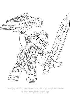 free printable knights coloring pages photo - 1