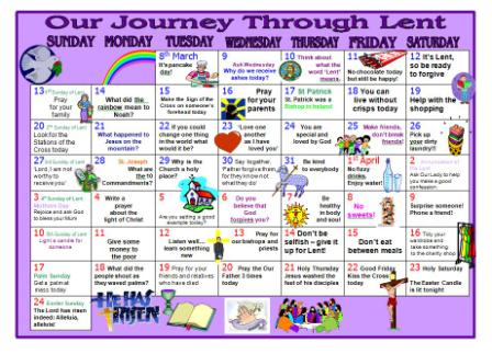 free printable lenten coloring pages photo - 1