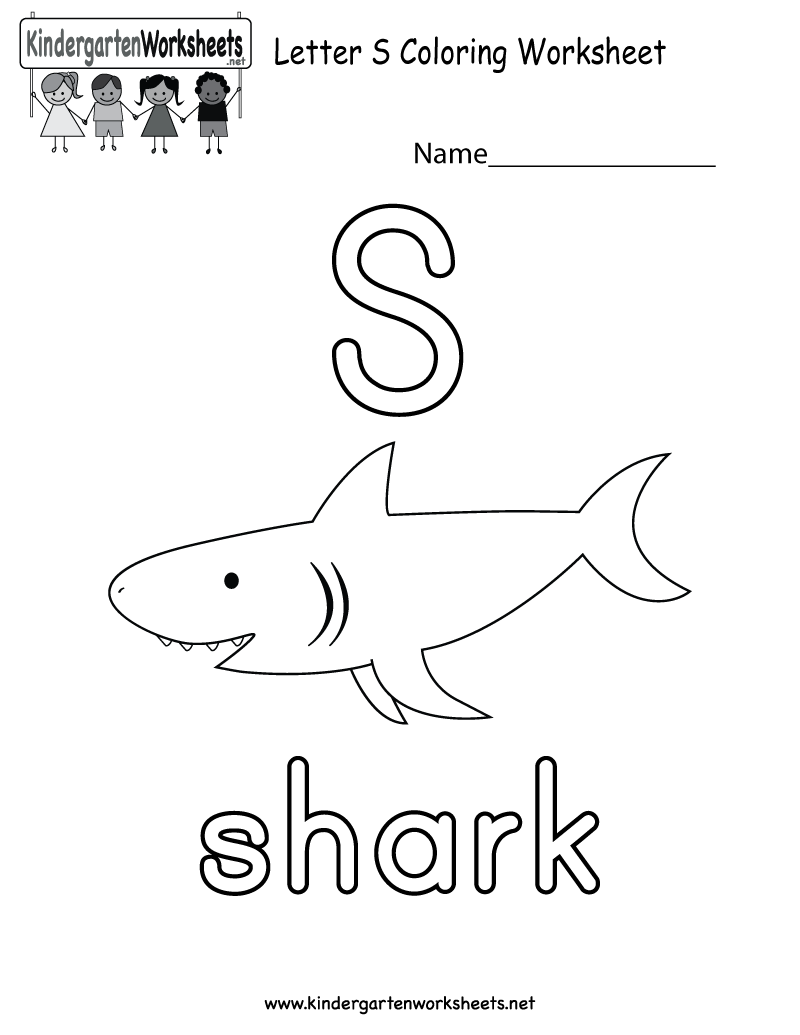 free printable letter coloring pages photo - 1