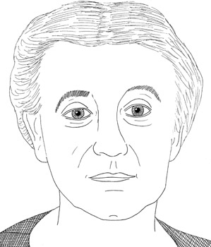 jane addams coloring page photo - 1