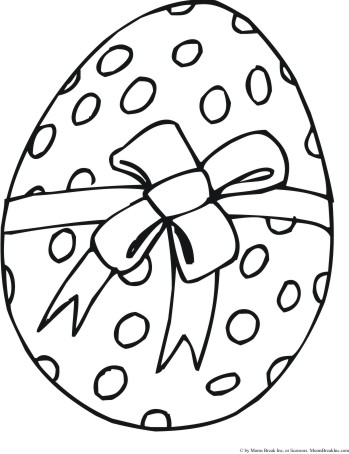 kaboose easter coloring pages photo - 1
