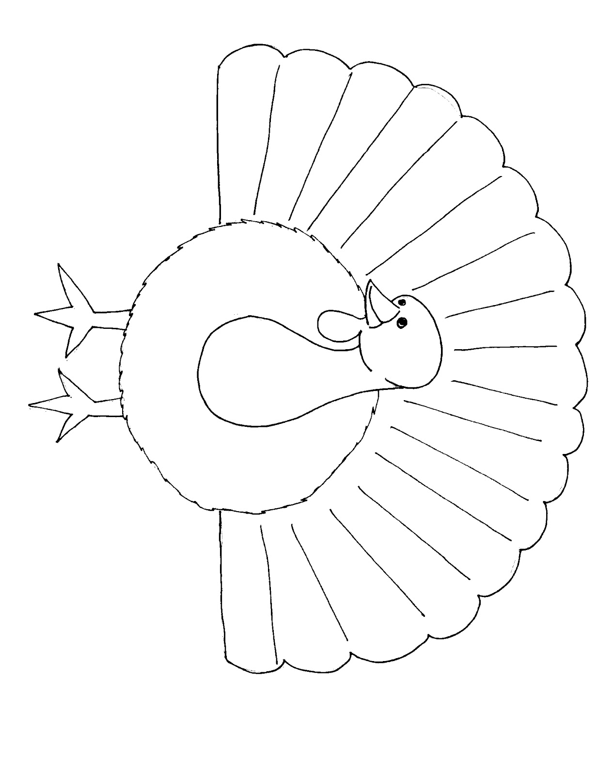 kaboose thanksgiving coloring pages photo - 1