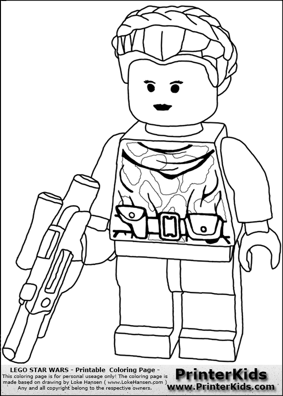 lego star wars coloring pages photo - 1