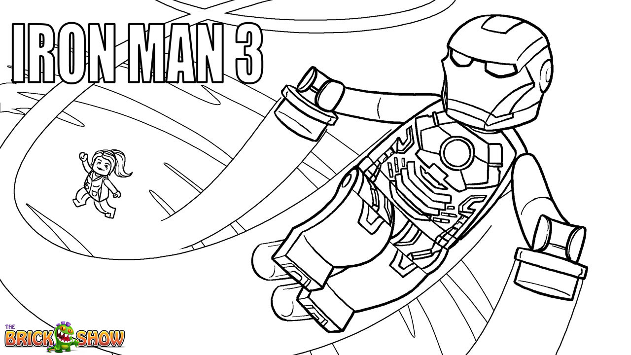 marvel coloring pages photo - 1