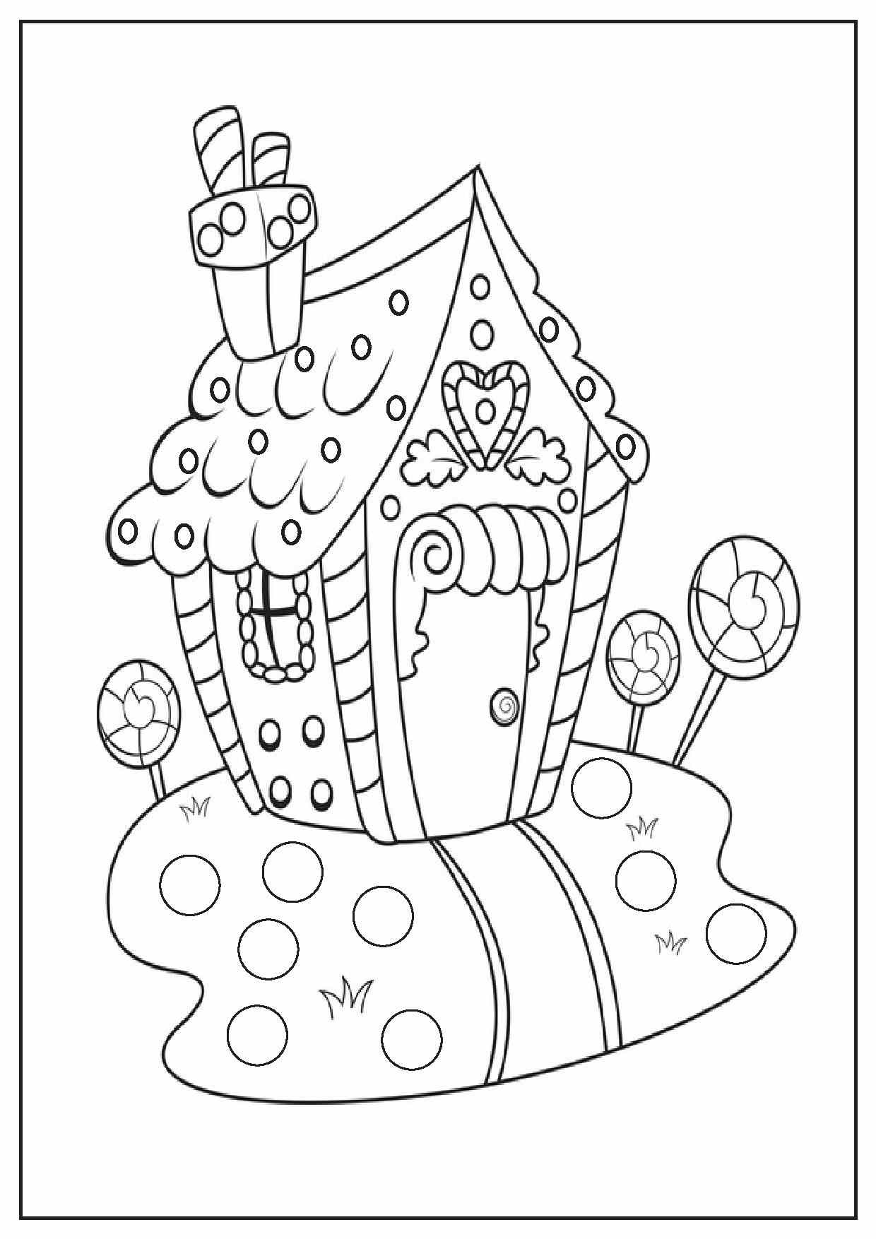 printable christmas coloring pages photo - 1