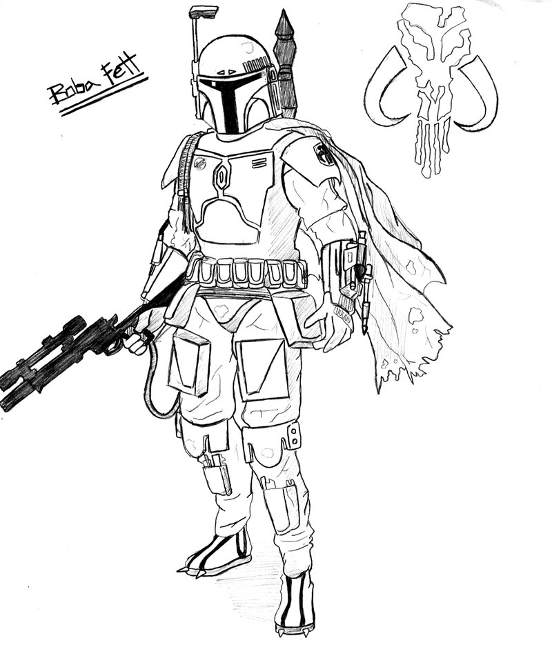 star wars coloring pages photo - 1
